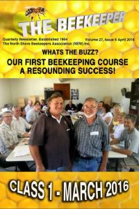 The Beekeeper Apr 2016