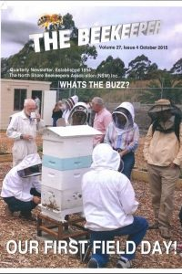The Beekeeper Oct 2015