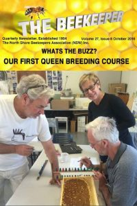 The Beekeeper Oct 2016