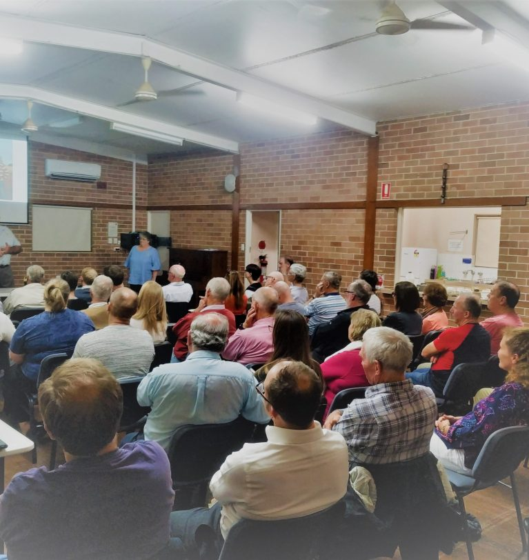 Lindfield Night Meeting – Wed 11th Aug 2021